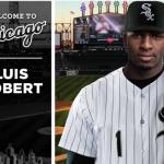 White Sox firma de Luis Robert