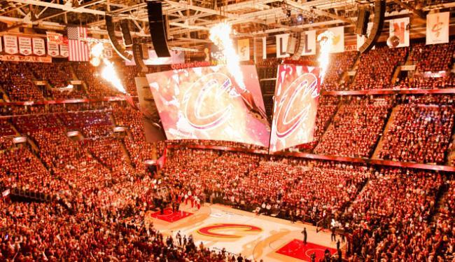 ¡TE SORPRENDERÁ! ¿Cuánto vale una entrada para ver a los Cavaliers esta temporada?