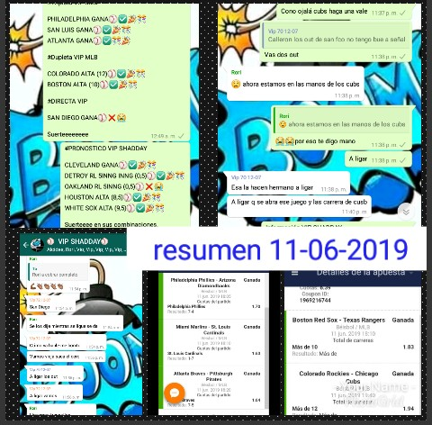 Regalo vip SHADDAY 12-06-2019