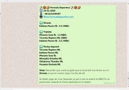 Formula Deportiva +584121449167